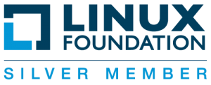 Logo Linux Foundation Silver Member